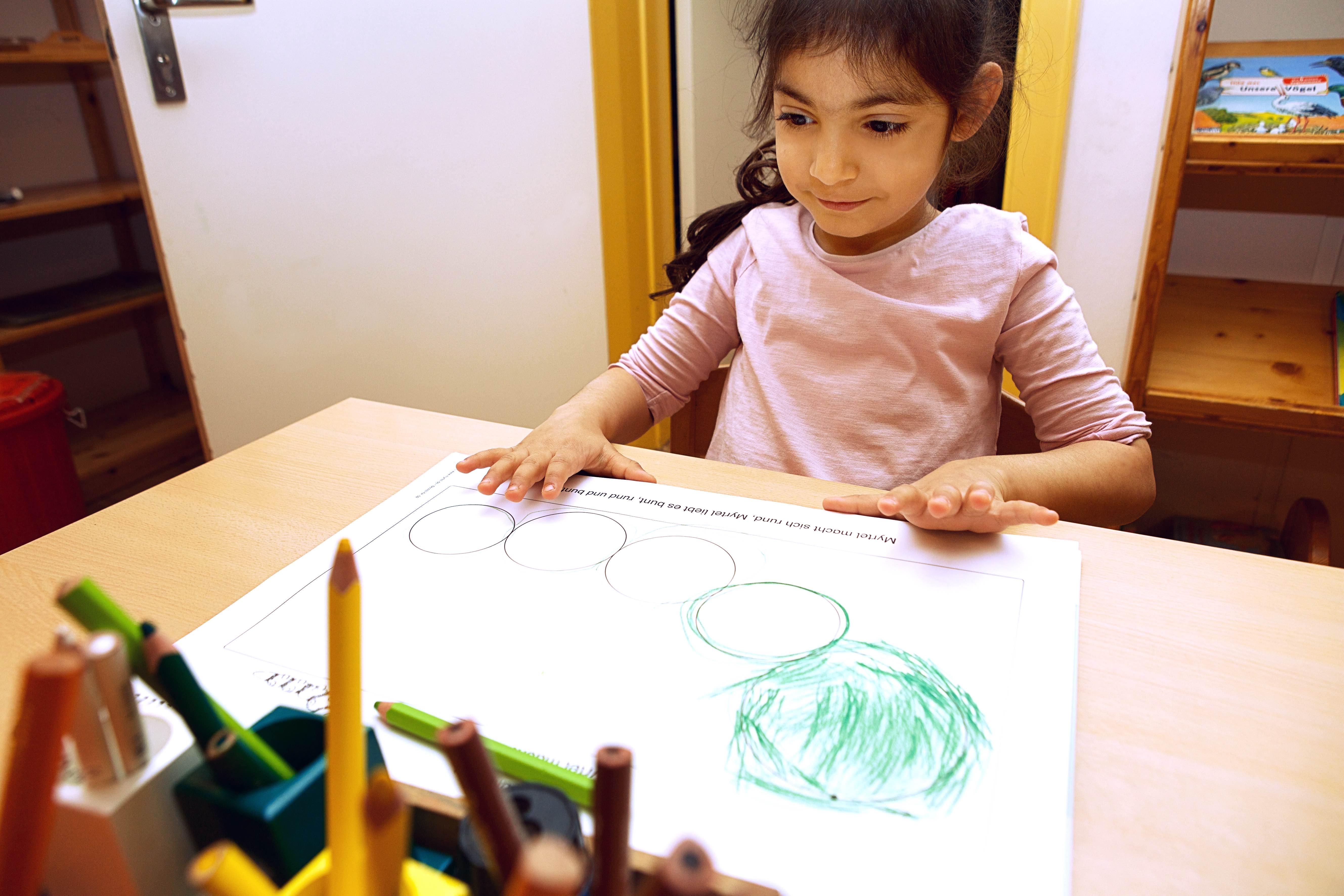 Kindertagesstätte Wurzelkinder Wandsbek Kita Vorschularbeit
