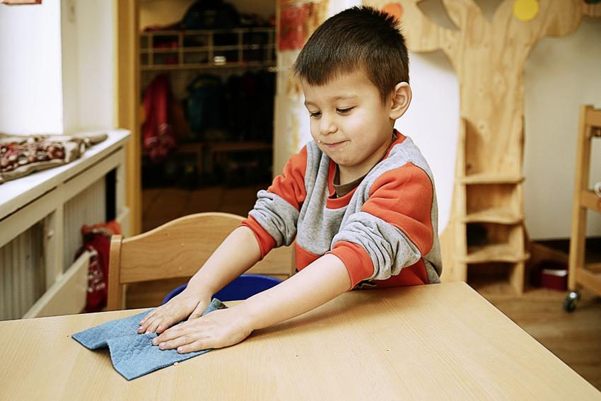 Kindertagesstätte Wurzelkinder Wandsbek Kita Montessori